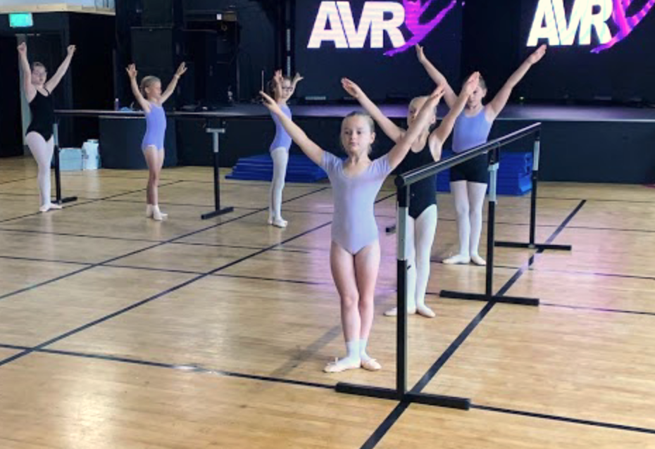 Ballet Class Blackpool 7-9 years old  AVR Dance Blackpool Dance School Blackpool